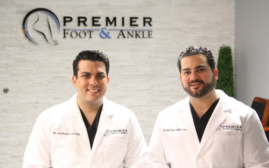 About Premier Foot & Ankle - Podiatrist in Macomb County Michigan - Steve_and_Anthony_(1)