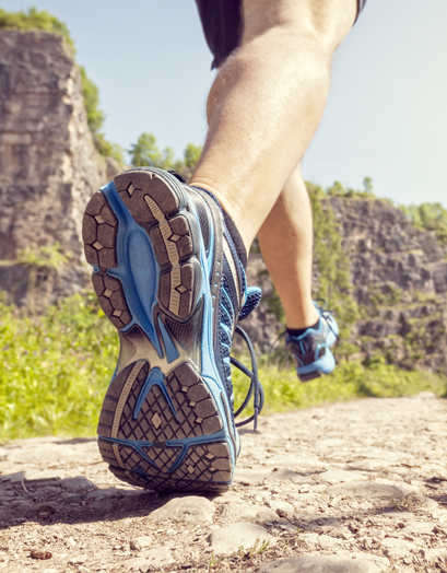 Foot & Ankle Doctor Macomb Michigan - Podiatrist - General Foot Care - hiking