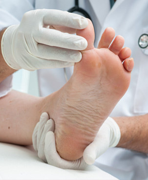 Heel Pain Center Romeo MI - Premier Foot & Ankle - service3